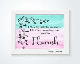 Flourish Member Exclusive Design #2 - Digital Download