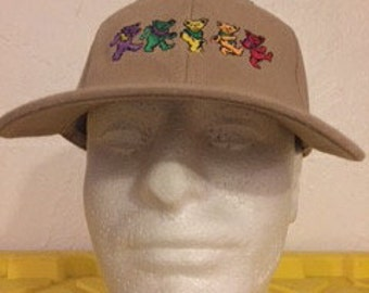 GtatefulDead Dancing bear hat