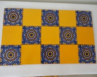 Talavera Ceramic Tiles #7 - Set of 30