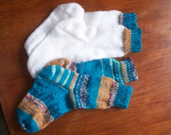 Hand knitted Children's Socks