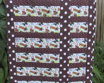 Quilt for your Dachshund!