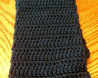 Handmade crocheted scarf!
