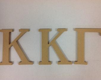 kappa kappa gamma greek letters sorority letters