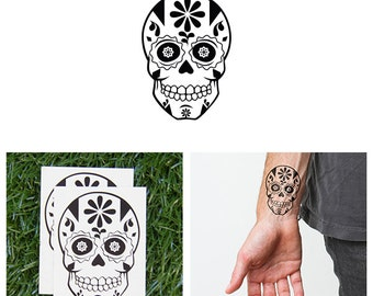 Far Out Temporary Tattoo Pack (Set of 2)