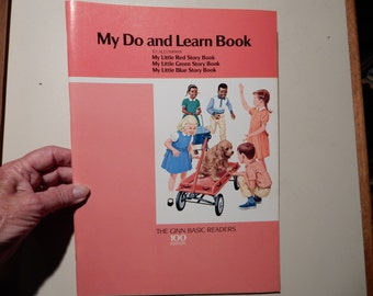 Ginn My Do and Learn Book
