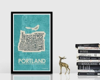 Portlandia Inspired Quote Poster