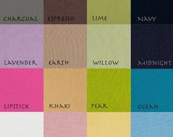 AvalonsLady Fabric Options