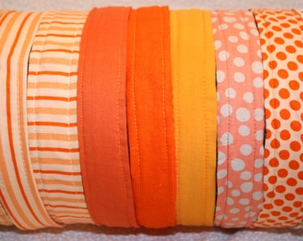 Orange No Slip Headbands