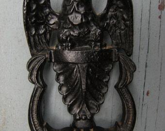 Vintage Eagle Doorknocker
