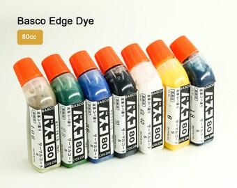 Basco Edge Coat Leather Edge Dye Dressing Lacquer Kote LeatherMob Leathercraft Craft Tool