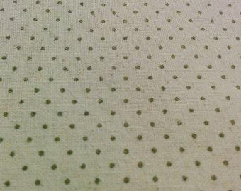 Medium Weight Polka Dot Cotton