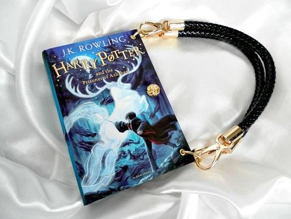 Harry Potter Book Bag : Harry potter handbag and the prisoner by