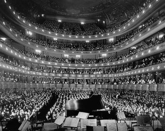 New York Metropolitan Opera House, NYC  Photo Print