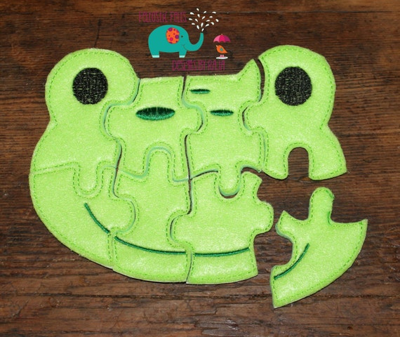 frog game puzzle