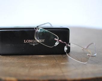 Vintage LONGINES men's frames ....