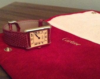 Cartier Watch-authentic vintage!!