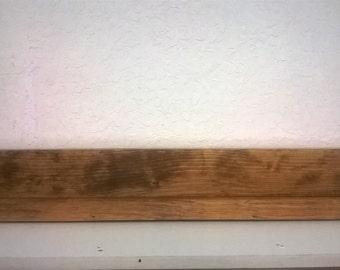 Reclaimed Wood Shelf