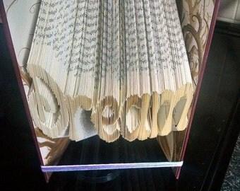 Dream book fold ***PATTERN***
