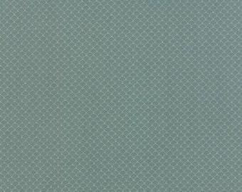 One Yard - 1 Yard - Scallops Sky - NECO by MOMO for Moda