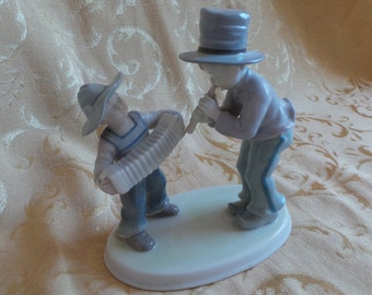 Metzler & Ortloff Figurine Boys Musicians (7211)