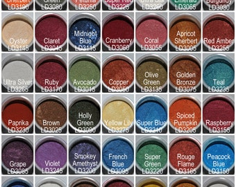 Luster Dust, Food Coloring for dusting Gumpaste and Fondant