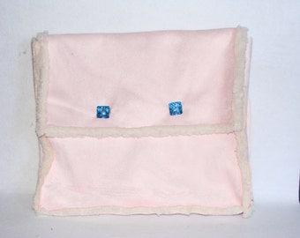 Mini Pink Laptop Bag