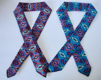 Southwest  Kool Tie Cooling Neck tie Kool Neck Wear,Cool Neckwear