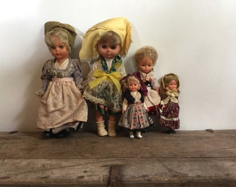 Eastern Europe Doll Collection