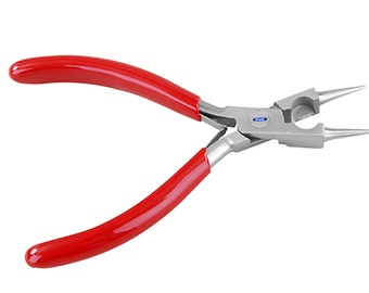 "Rosary Pliers Round Nose  Wire Work Cutter Bending Plier 5-1/2"" Jewelry Making WA 401-032"