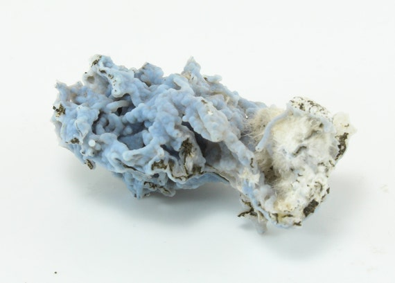 Blue Opal with Mordenite Specimen, M-1227