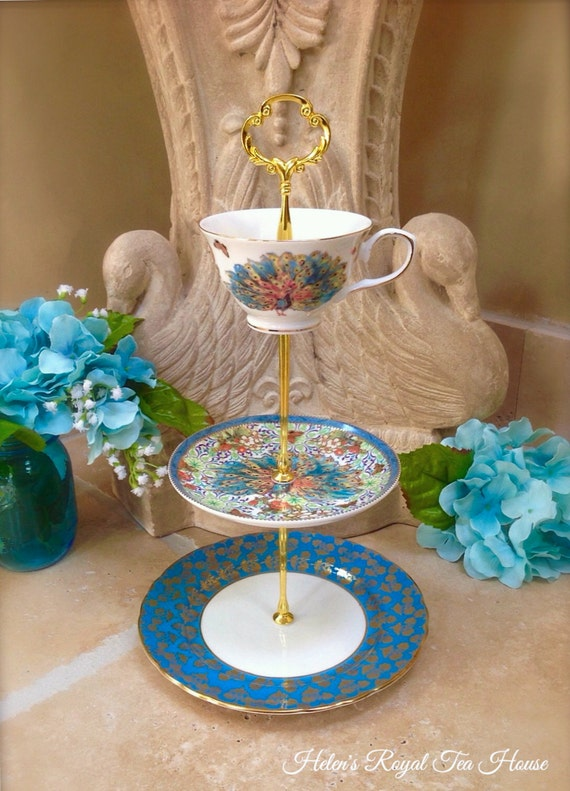 three tier cake stand 3 tiered cupcake stand for sweets. Black Bedroom Furniture Sets. Home Design Ideas