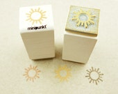 Stamp with Sun