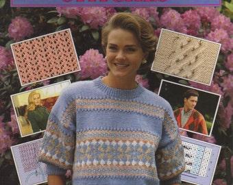Knitting Stylish Stitches by Stefanie Paradine (editor)