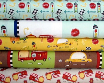 On the Go Fabric By Riley Blake