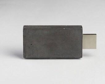 USB Stick | Concrete 16GB | dark gray