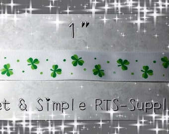 St. Pattys Day Ribbon