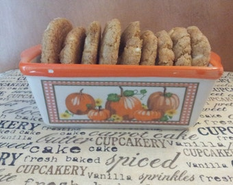 Artisan Pumpkin Snikerdoodle With White Chocolate Chips