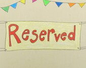 RESERVED for Anne: printing and envelopes for holiday card