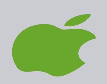 lime green logo etsy