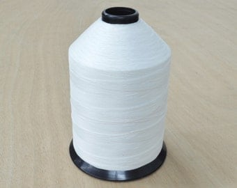 CHOOSE- Size, Color, and Weight- Bonded Nylon Lubed Sewing Machine Thread-The Leather Guy