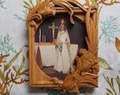 Rustic Bridal Wedding Pho...