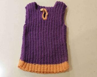 Baby vest - Size New Born
