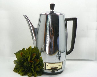 Vintage Sears Kenmore Percolator for Your Breakfast Table