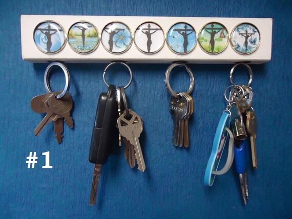 Key Holder Key Chain Magnetic Key Wall Hanger Key Holder Super