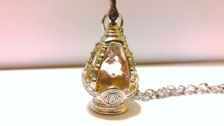 Puella magi madoka magica soul gems necklace by ToyTransformer