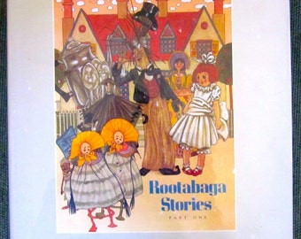 Rootabaga Stories, Part One by  Carl, Sandburg, Hardcover