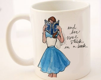 Modern Day Beauty Mug