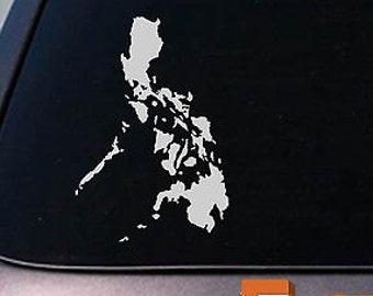 Filipino Car Sticker Etsy - Car sticker decals philippines
