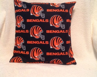 Cincinnati Bengals Pillow
