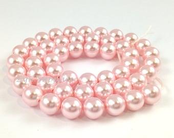 5810 ROSALINE 10mm 10pcs Swarovski Crystal Round Pearls